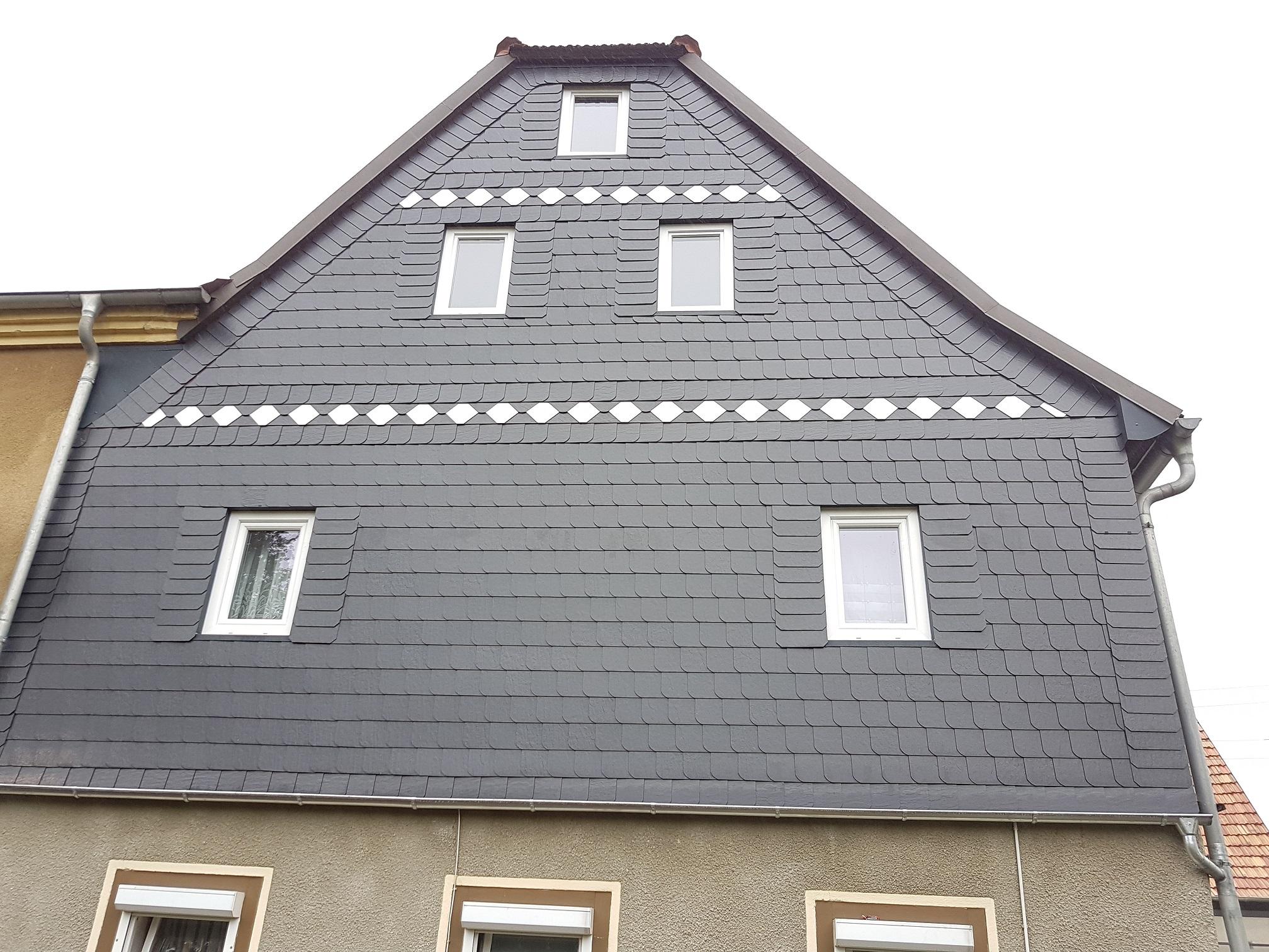 Faserzementplatten Dachdeckermeister Hans Jorg Hofmann